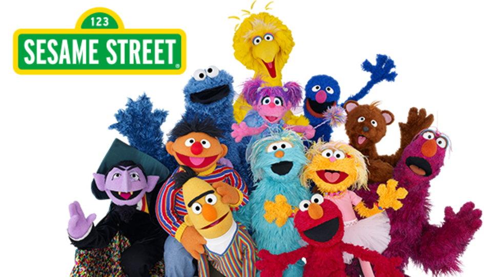 セサミストリート シーズン1 のサムネイル画像