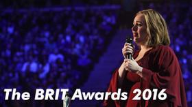 THE BRIT AWARDS 2016 のサムネイル画像