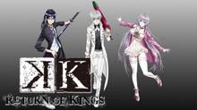 K RETURN OF KINGS のサムネイル画像