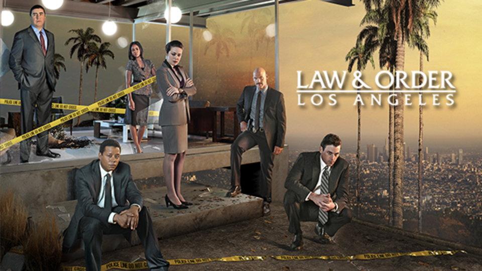 LAW & ORDER/ロー・アンド・オーダー:LA のサムネイル画像