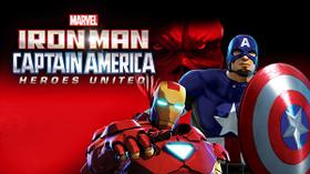 アイアンマン & キャプテン・アメリカ:真のヒーローたち のサムネイル画像
