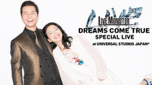 DREAMS COME TRUE SPECIAL LIVE AT UNIVERSAL STUDIOS JAPAN_ のサムネイル画像
