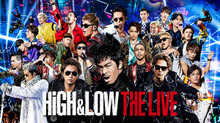 HiGH & LOW THE LIVE のサムネイル画像