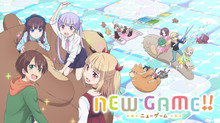 NEW GAME!! のサムネイル画像