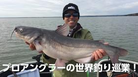 プロアングラーの世界釣り巡業! のサムネイル画像