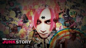 hide 50th ANNIVERSARY FILM 「JUNK STORY」 のサムネイル画像