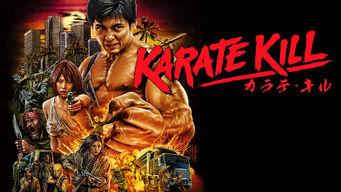 KARATE KILL/カラテ・キル のサムネイル画像