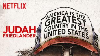 ジュダ・フリードランダーのワールドチャンピオン・アメリカ のサムネイル画像