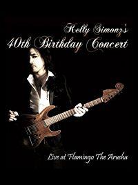 Kelly SIMONZ 40th Birthday Concert のサムネイル画像