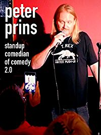 PETER PRINS. STANDUP COMEDIAN OF COMEDY 2.0 のサムネイル画像