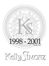 Kelly SIMONZ 1998ー2001 Memories のサムネイル画像