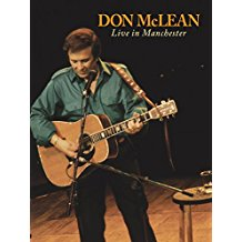 DON MCLEAN: LIVE IN MANCHESTER のサムネイル画像
