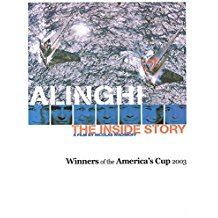 ALINGHI THE INSIDE STORY - WINNERS OF THE AMERICA'S CUP 2003 のサムネイル画像