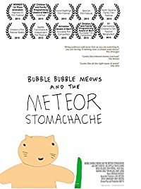 BUBBLE BUBBLE MEOWS AND THE METEOR STOMACHACHE のサムネイル画像