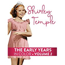 Shirley Temple Early Years Volume 2 (In Color) のサムネイル画像