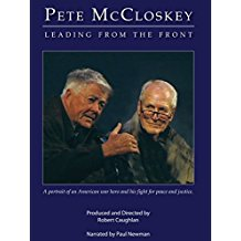 PETE MCCLOSKEY: LEADING FROM THE FRONT のサムネイル画像