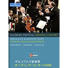 ザルツブルク音楽祭オープニング・コンサート2009(アーノンクール/ウィーン・フィル) のサムネイル画像