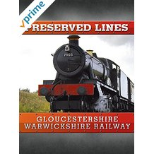 Preserved Lines - Gloucestershire Warwickshire Railway のサムネイル画像