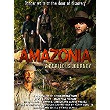 AMAZONIA: A PERILOUS JOURNEY のサムネイル画像