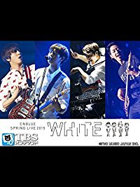 CNBLUE SPRING LIVE 2015 WHITE のサムネイル画像