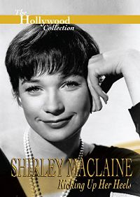 HOLLYWOOD COLLECTION: SHIRLEY MACLAINE: KICKING UP HER HEELS のサムネイル画像