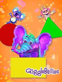 The GiggleBellies: Learn Shapes & Colors for Kids のサムネイル画像