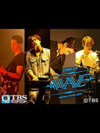 """CNBLUE 2014 ARENA TOUR""""WAVE"""" のサムネイル画像"""