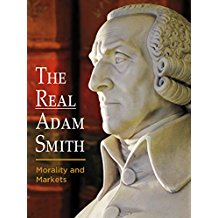THE REAL ADAM SMITH: MORALITY AND MARKETS のサムネイル画像
