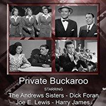 PRIVATE BUCKAROO - 1942 のサムネイル画像