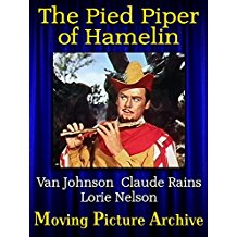 PIED PIPER OF HAMELIN - 1958 - COLOR のサムネイル画像
