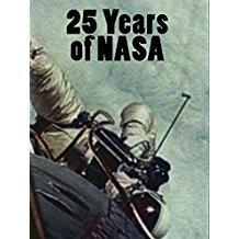 25 YEARS OF NASA のサムネイル画像