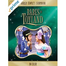 SHRIELY TEMPLE'S STORYBOOK: BABES IN TOYLAND (IN COLOR) のサムネイル画像