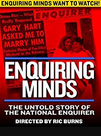 ENQUIRING MINDS: THE UNTOLD STORY OF THE NATIONAL ENQUIRER のサムネイル画像