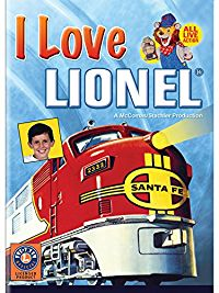I Love Toy Trains - I Love Lionel のサムネイル画像