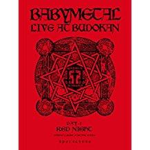 BABYMETAL:LIVE AT BUDOKAN 〜RED NIGHT APOCALYPSE〜 のサムネイル画像