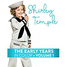 Shirley Temple Early Years Volume 1 (In Color) のサムネイル画像
