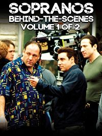 SOPRANOS BEHIND-THE-SCENES VOLUME 1 OF 2 のサムネイル画像