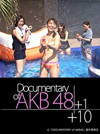 DOCUMENTARY OF AKB48 AKB48+1+10 のサムネイル画像