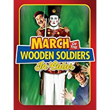 MARCH OF THE WOODEN SOLDIERS (IN COLOR) のサムネイル画像