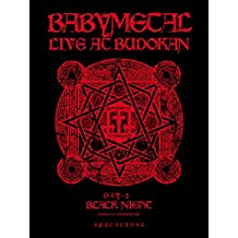 BABYMETAL:LIVE AT BUDOKAN 〜BLACK NIGHT APOCALYPSE〜 のサムネイル画像