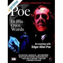An Evening With Edgar Allan Poe のサムネイル画像