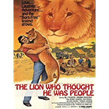 THE LION WHO THOUGHT HE WAS PEOPLE のサムネイル画像