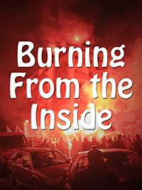 BURNING FROM THE INSIDE のサムネイル画像
