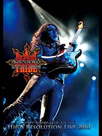 """Kelly SIMONZ's BAD TRIBE Tokyo Kinema Club """"The 5TH"""" High Resolution Live 2013 のサムネイル画像"""