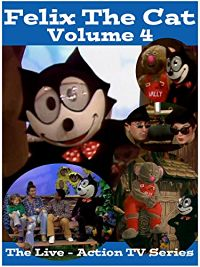 Felix The Cat. The Live Action Series - Volume 4 のサムネイル画像