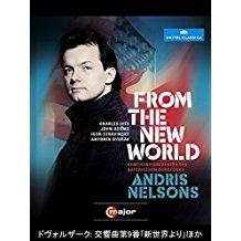 ドヴォルザーク: 交響曲第9番「新世界より」ほか(ネルソンス/バイエルン放送響) のサムネイル画像