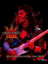 Kelly SIMONZ's BAD TRIBE High Resolution Live 2013 in Osaka のサムネイル画像