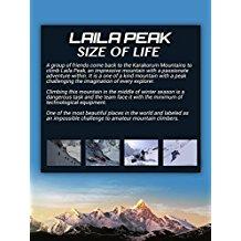 LAILA PEAK. SIZE OF LIFE のサムネイル画像