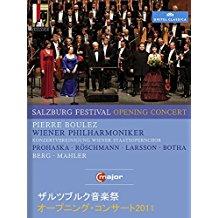 ザルツブルク音楽祭オープニング・コンサート2011(ブーレーズ/ウィーン・フィル) のサムネイル画像