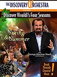 Discover Vivaldi's Four Seasons: Spring and Summer のサムネイル画像